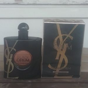 Brand New YSL Black Opium 3oz Never Opened